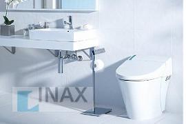 INAX タンクレス 水洗便器 ウォシュレット トイレリフォーム